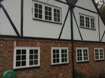 storm timber windows