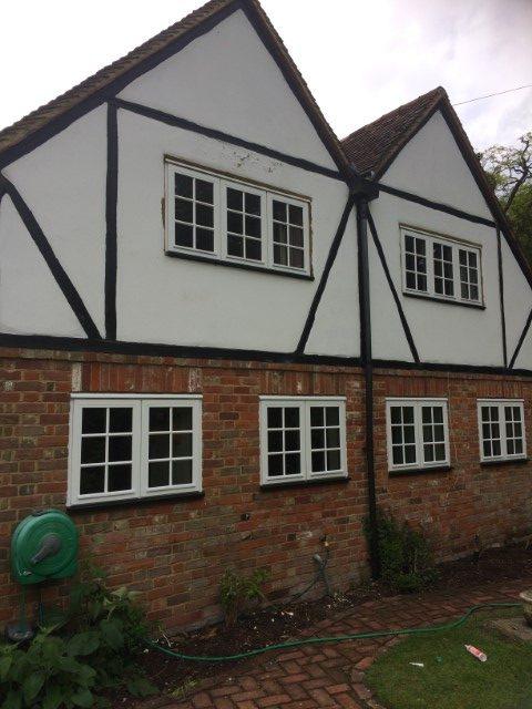 storm timber windows